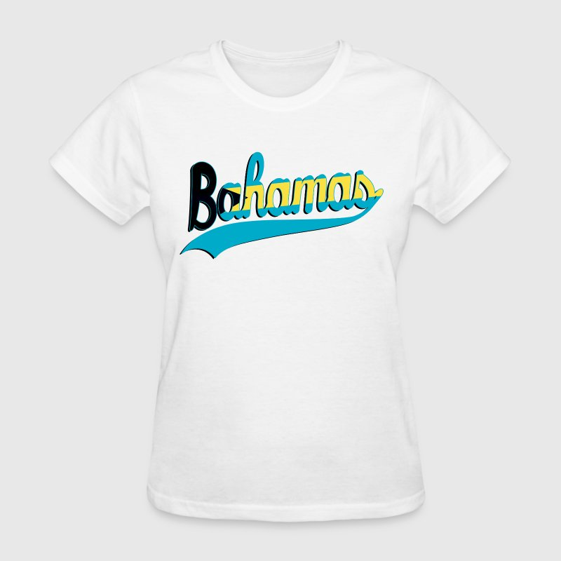 bahamas - Women's T-Shirt