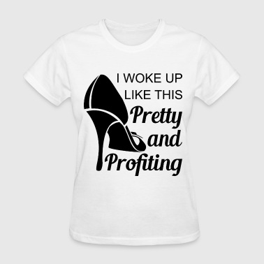 Woke Up Like This - Women's T-Shirt
