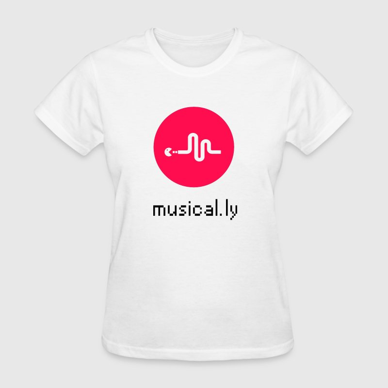 Musical.ly PocketMan - Women's T-Shirt