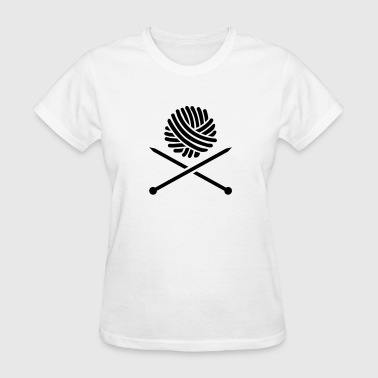 Knitting Knitting - Women's T-Shirt