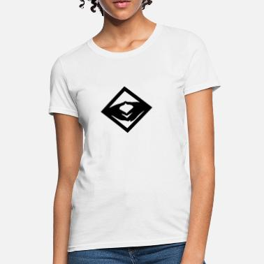 Angela Merkel Merkel diamond (Vector) - Women's T-Shirt