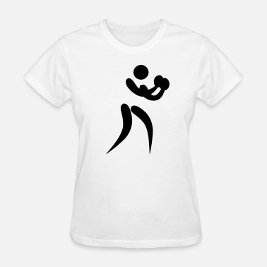 Box boxing - Women's T-Shirt