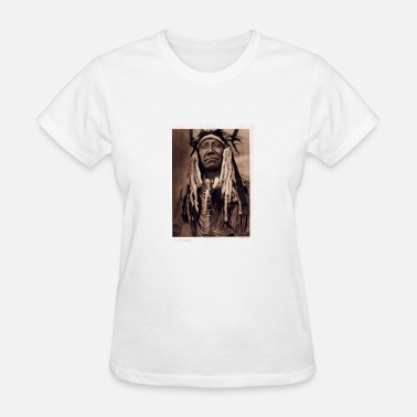 1910 Cheyenne Two Moons - 1910 - Women's T-Shirt
