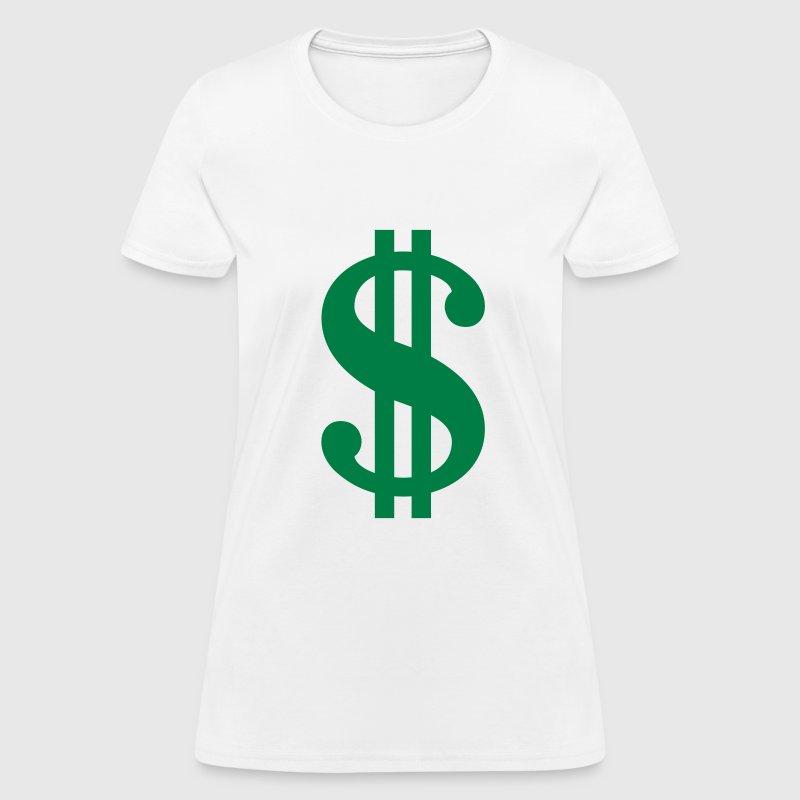 Dollar Sign By Billionaire Spreadshirt