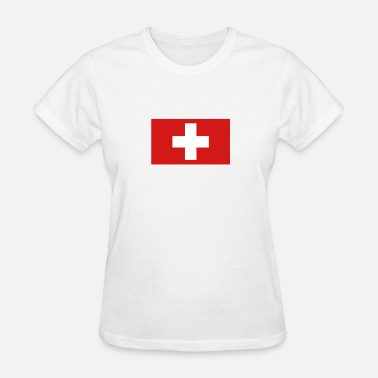 Switzerland switzerland - Women's T-Shirt