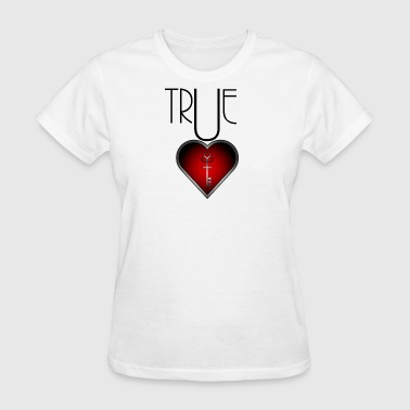 True Heart True Heart Locket - Women's T-Shirt