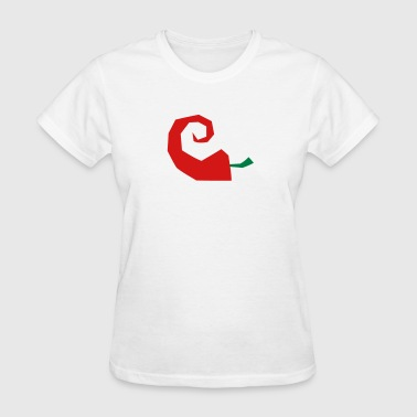 Chilli Pepper A Chilli Pepper - Women's T-Shirt