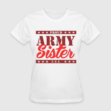 army_sister - Women's T-Shirt