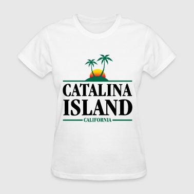Catalina Island - Women's T-Shirt