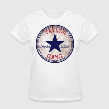 taylor_gang_2_new - Women's T-Shirt