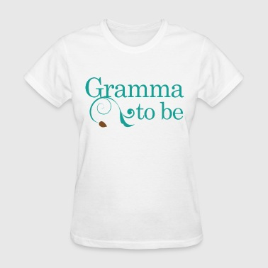 Gramma to Be Announcement - Women's T-Shirt