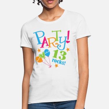 13th Birthday Party Girls