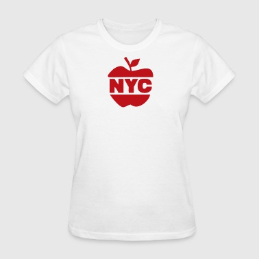 NYC Big Apple - Women's T-Shirt
