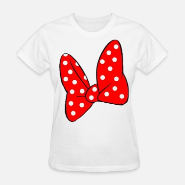 Minnie Mouse Minnie's Bow - Women's T-Shirt
