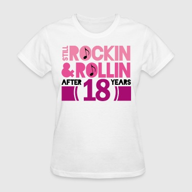 18th Birthday 18 Year Old - Women's T-Shirt
