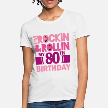 Happy 80th Birthday Rock N Roll