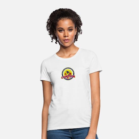 cheaper 12018 e06eb Club America de Mexico Campeon 2013 Liga MX Women's T-Shirt ...