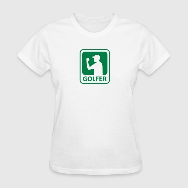Golfer - Women's T-Shirt