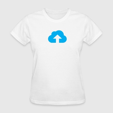 Cloud Upload - Women's T-Shirt