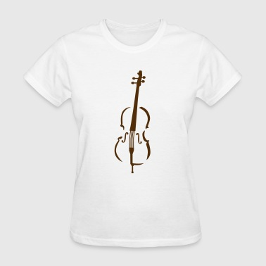 Kids Cello Cello - Women's T-Shirt