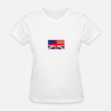 The Olympic Games Olympic Games UK USA Flag - Women's T-Shirt