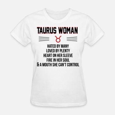 Taurus Taurus Woman - Women's T-Shirt