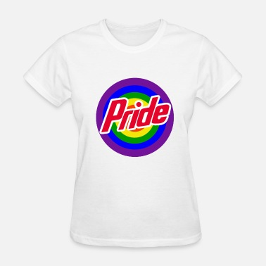 White Pride Pride - Women's T-Shirt