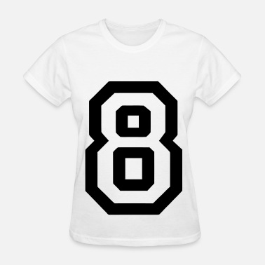 The Number 8 Number 8 - Women's T-Shirt