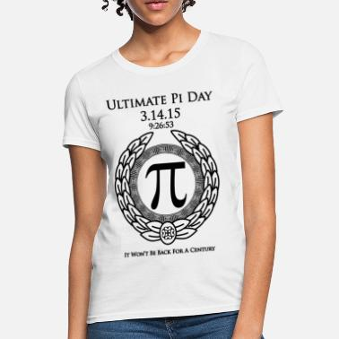Ultimate Pi Day 3.14.15 9:26:53 BTXT Kids Hoody - Women's T-Shirt
