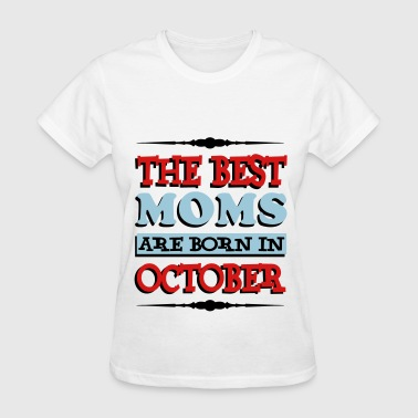 October - Women's T-Shirt