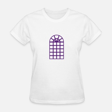 Windows window - Women's T-Shirt
