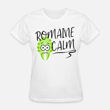 Romain Romaine Calm - Women's T-Shirt