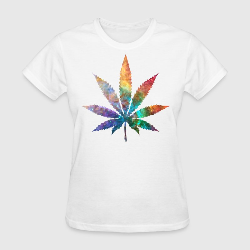 Cosmic Chronic - Women's T-Shirt