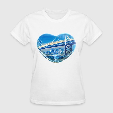 The City - Women's T-Shirt