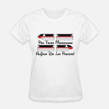 Favor Monorail Black - Women's T-Shirt