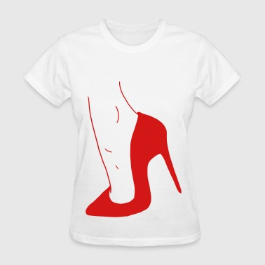 Heel - Women's T-Shirt