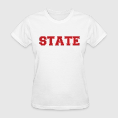 Generic State Sports - Women's T-Shirt
