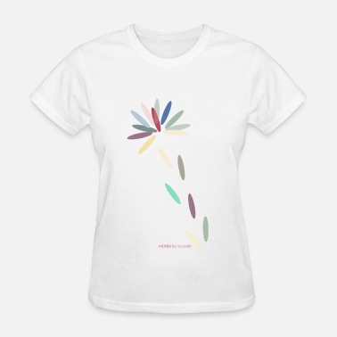Children Flower - Women's T-Shirt