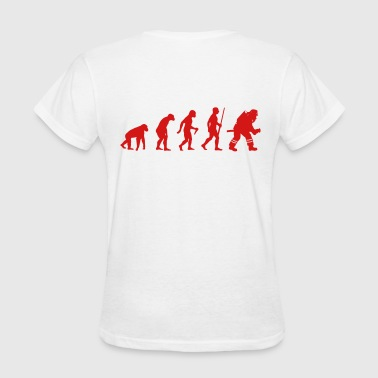 Firefighter Evolution Firefighter Evolution - Women's T-Shirt