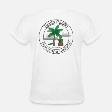 The South Pacific tiki_11 - Women's T-Shirt