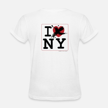 I Hate New York I Hate New York, Funny T Shirt - Women's T-Shirt