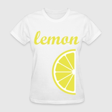 Lemon - Women's T-Shirt