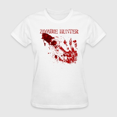 Zombie Hunter - Women's T-Shirt