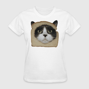Breaded Inbread Cat Breading - Women's T-Shirt