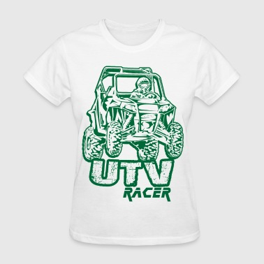 UTV Racing Green - Women's T-Shirt