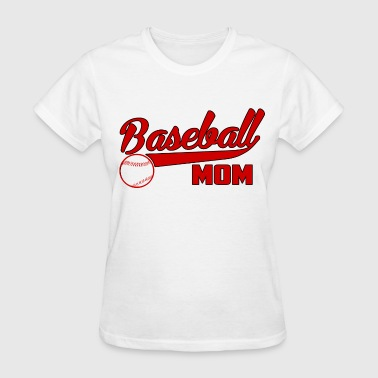 baseball_mom_tshirt - Women's T-Shirt