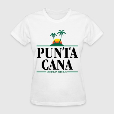Punta Cana Beach - Women's T-Shirt