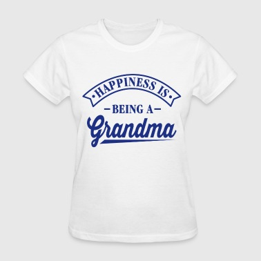 Being a Grandma - Women's T-Shirt
