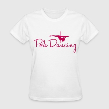 pole dancing - Women's T-Shirt