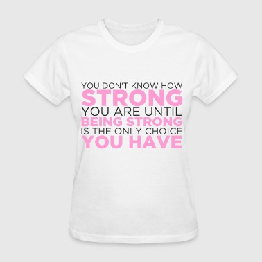 Breast Cancer Awareness - Women's T-Shirt